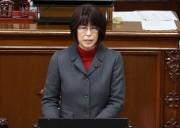 岡田議員質問議場